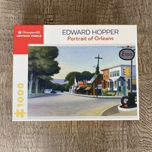 Other - Edward Hopper 1000pc Puzzle
